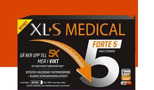 XLS medical Pack Forte 5