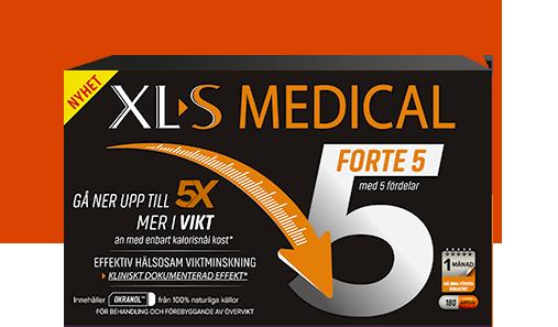 PACK XLS Medical forte 5